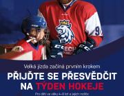 Pojď hrát hokej 26.9.2021